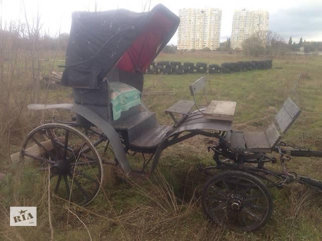 купить бу Карета старинная в Одессе