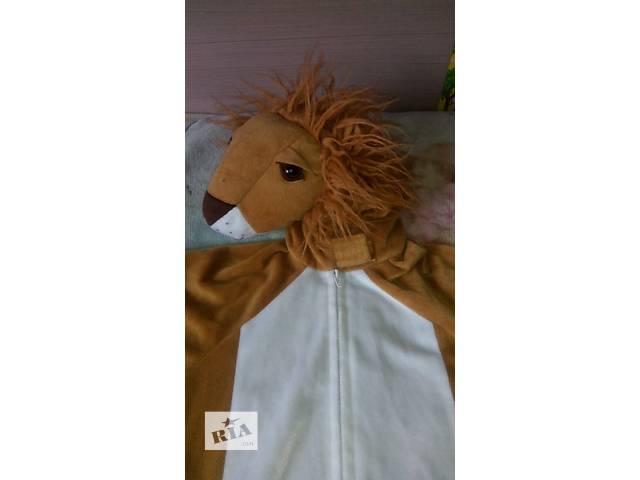 Карнавальний костюм Лева, Льва- объявление о продаже  в Львове