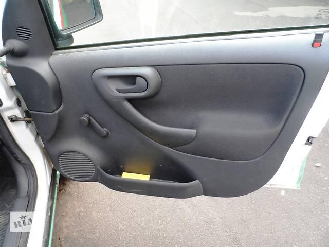 продам Карта двери Opel Combo 1.3 CDTI Опель Комбо бу в Ровно