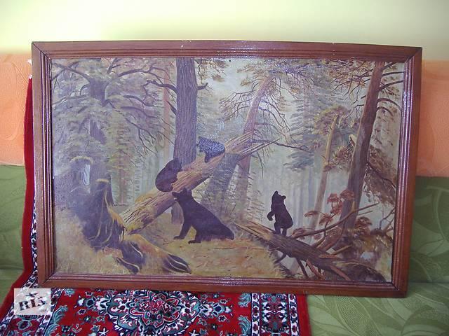 купить бу Картина 60-ых годов в Стрые