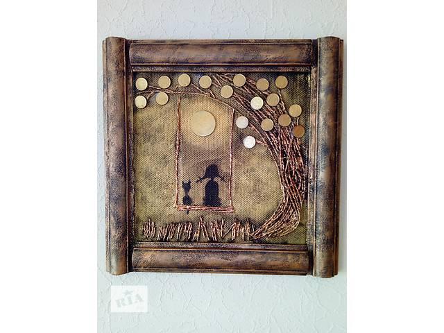 Картина под луной панно подарок денежное дерево- объявление о продаже  в Херсоне