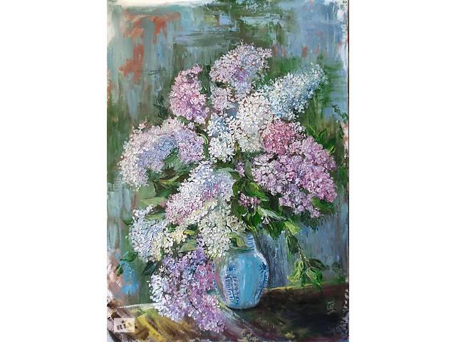 купить бу Картина , живопис, квіти в Києві