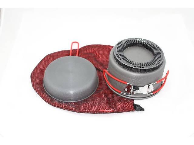 продам Кастрюля 1,7 л теплоэлемент сковорода набор туриста бу в Днепре (Днепропетровск)