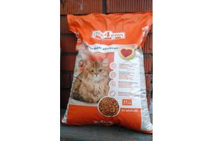 Сухі корми для котів