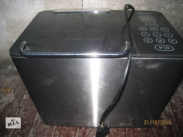 Хлебопечка KENWOOD BM 450- объявление о продаже  в Теребовле