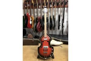 (1081) Бас гитара «Орфей» для поклонников The Beatles