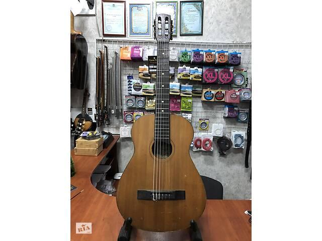 (1935) Рідкісна Ленінградська Гітара 1 \ 2 для навчання Дитині- объявление о продаже  в Киеве