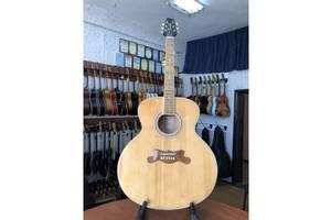 (3360) Акустична Гітара Трембіта з повномірного декою
