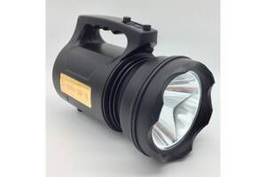 Аккумуляторный светодиодный LED фонарь прожектор ручной Kronos TD-6000A-30W-T6 PRO (par_TD-6000A)