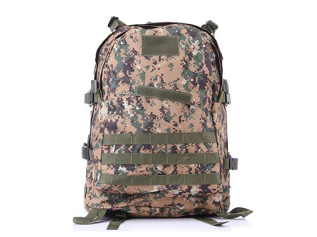бу Армейский походный рюкзак Bulat green pixel в Харькове