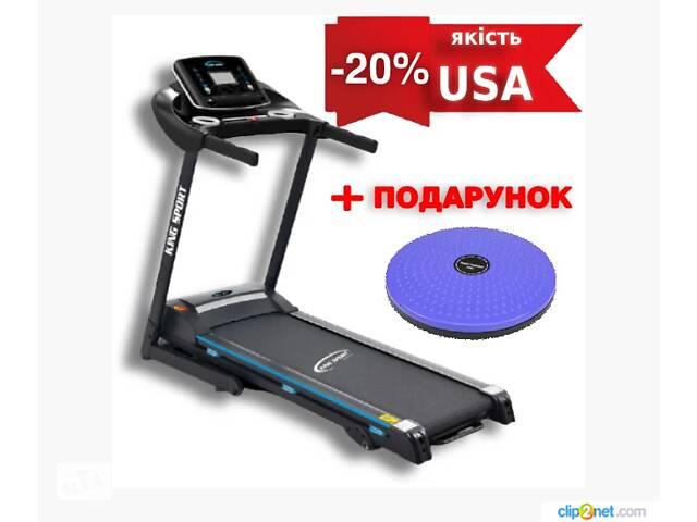 купить бу Беговая дорожка USA T-350 King Sport + Подарок!  в Харькове