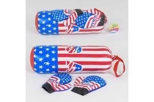 Боксерский набор Америка в сетке SKL11-179177
