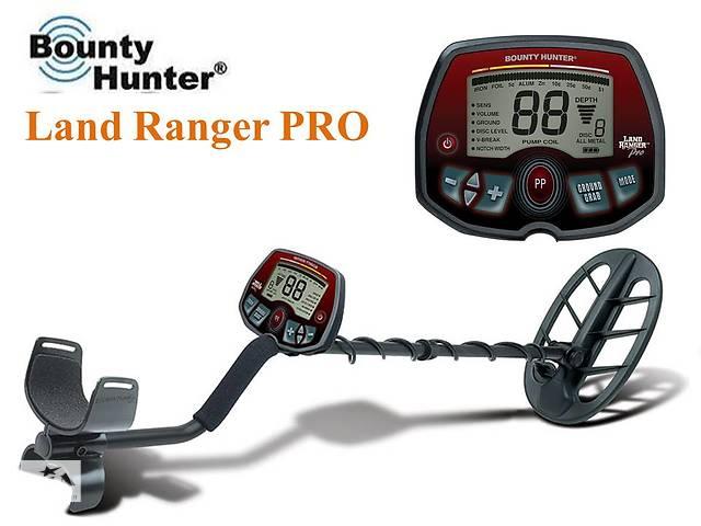 Bounty Hunter Land Ranger Pro Металлоискатель Новый Гарантия- объявление о продаже  в Запорожье