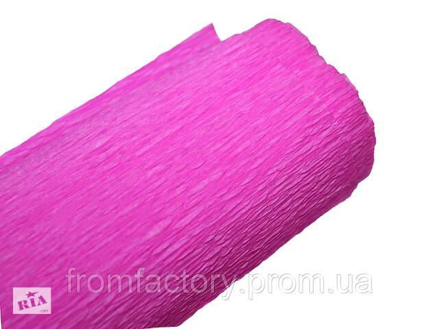 купить бу Бумага Гофрированная разные цвета (2.5 м/50см/0.54мм):50 в Харькове