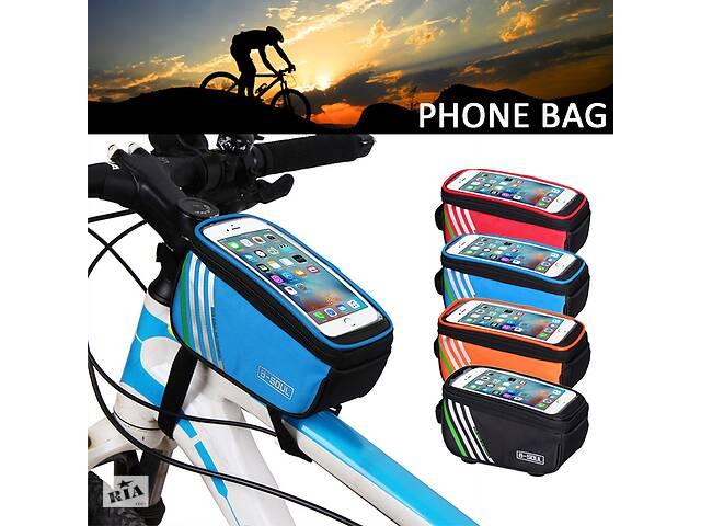 бу Чехол вело сумка Сумка для мобильного на велосипед (велосумка) в Житомире