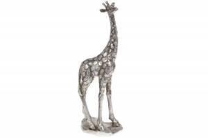 Декоративная фигура Жираф, 35.5см, цвет - стальной SKL11-276178