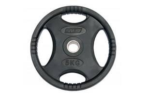 Диск для штанги Stein Прогумований 5 кг (DB6061-5)