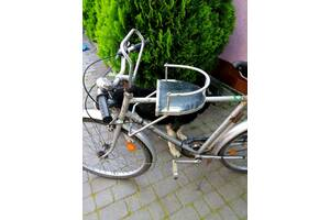 Дитяча велоседушка
