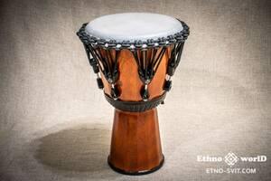 Джембе (djembe) Dinky 12& quot; барабан с регулятором баса, настройки ключом. NEW!