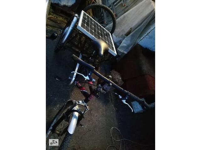 продам Електро Трицикл, 3-колісний електровелосипед бу в Кропивницком (Кировоград)