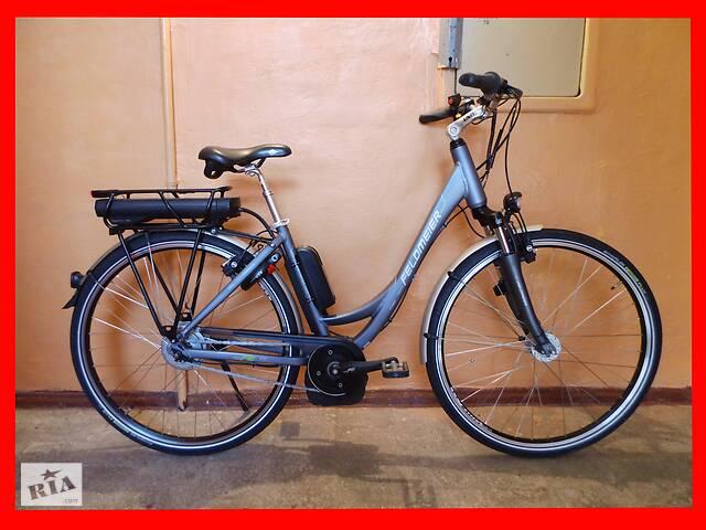купить бу Электро-велосипед електро-велосипед на планетарке Вариатор! Новый! в Полтаве