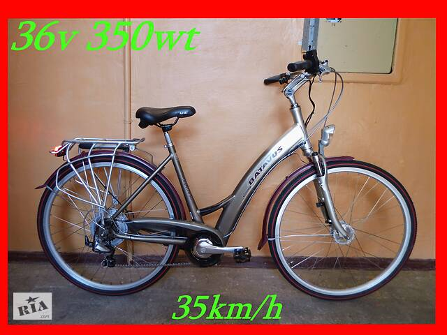продам Электро-велосипед електро-велосипед РУЧКА ГАЗА! как Новый! Гарантия! бу в Полтаве