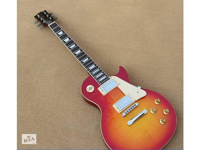 Электрогитара Gibson Les Paul Standard Chery China- объявление о продаже  в Тетиеве