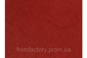 Фетр 1мм (разные цвета) 1х1м:Красный (C2)