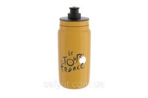 Фляга Еlite fly tour de France 2018 (Жовтий, 550 ml)