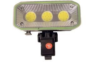 Ліхтар велосипедний CB-963 з зарядкою