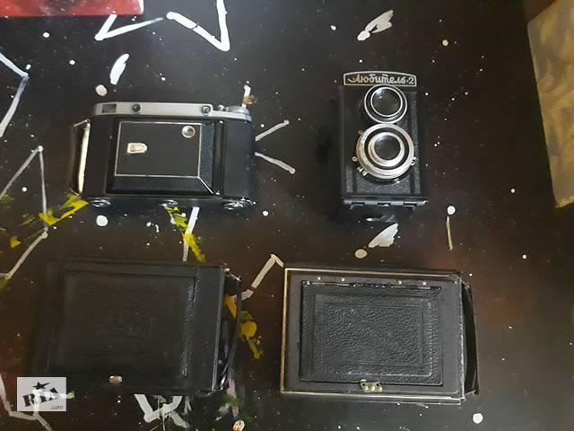 Фотоаппарат Voigtlander 9/12 Любитель-2 Zeiss 9/12 Москва-5- объявление о продаже  в Днепре (Днепропетровск)