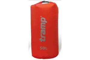 Гермомешок Tramp Nylon PVC 50 л TRA-103, красный