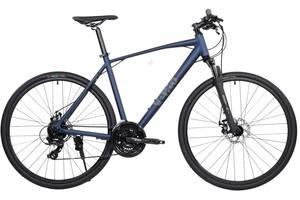 Городской велосипед  Vento Skai 28 синий