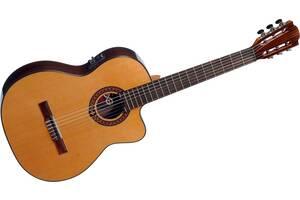 Гитара LAG Occitania OC300CE