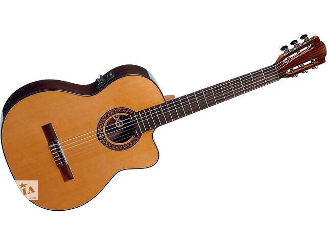 продам Гитара LAG Occitania OC300CE бу в Одессе