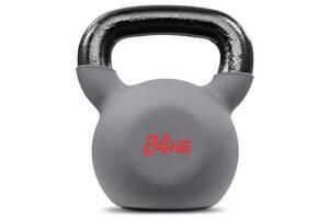 HS-I024KB Гиря металлическая 24 кг