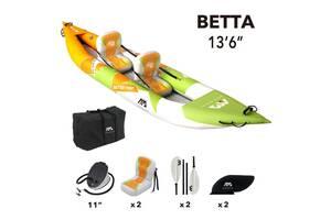 Каяк надувний Aqua Marina Betta 13.6& Prime ;, 2021, BE-412