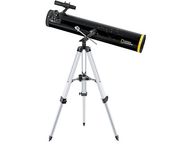 продам Класичний дзеркальний телескоп 114/900 AZ. National Geographic 914838 бу в Києві
