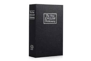 Книга-сейф (11см) Словарь черный