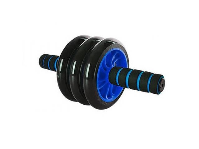 продам Колесо для мышц пресса Kronos Ms 0873 Dark blue (bks_02430) бу в Киеве