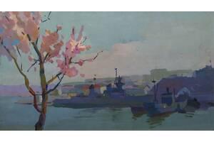Коллекция картин и линогравюр Карнаух П.М. (1927-2019)