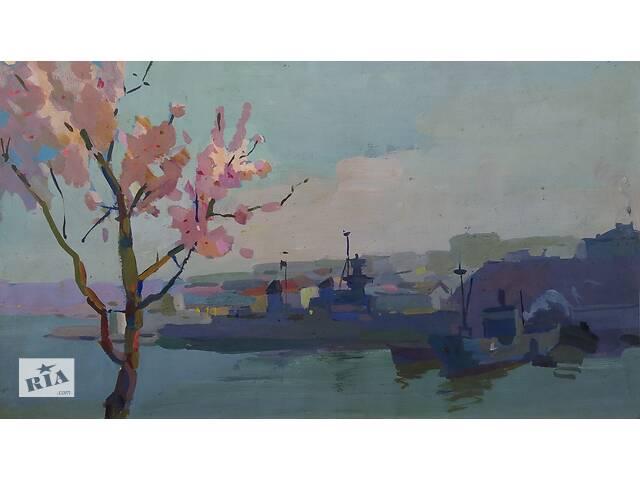 Коллекция картин и линогравюр Карнаух П.М. (1927-2019)- объявление о продаже  в Киеве