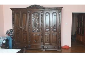 Комплек дубовой мебели ручной работы