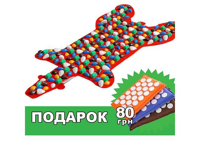 """продам Коврик массажный """"Медведь"""" 94 х 50 см красный бу в Одессе"""