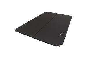 Коврик самонадувающийся Outwell Self-inflating Mat Sleepin Double 3 cm Black (400011) twll928851