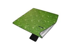 Коврик туристический складной SportVida зеленый 200 x 200 см SV-CC0048 SKL41-250625