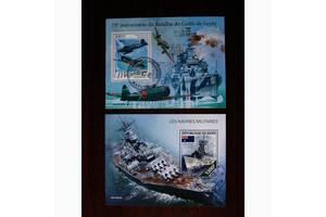 Красивые марки Военная техника