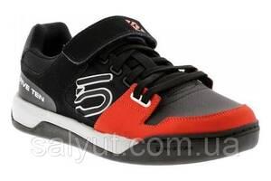Кроссовки Five Ten Hellcat Чёрный с красными вставками (39.5)