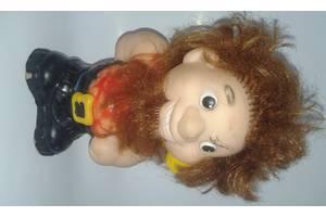 Кукла игрушка пират Бармалей, резиновая, СССР 70-х годов