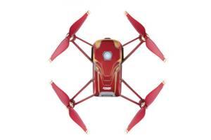 Квадрокоптер RYZE Tello Iron Man Edition (CP.TL.00000002.01)